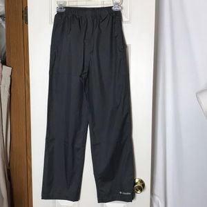 NWT Columbia Waterproof Pants Youth Size M
